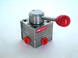 Click to view a larger image of the DCXH Series Directional Control Valve